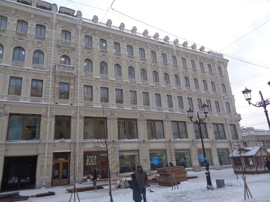 Обследование исторических зданий