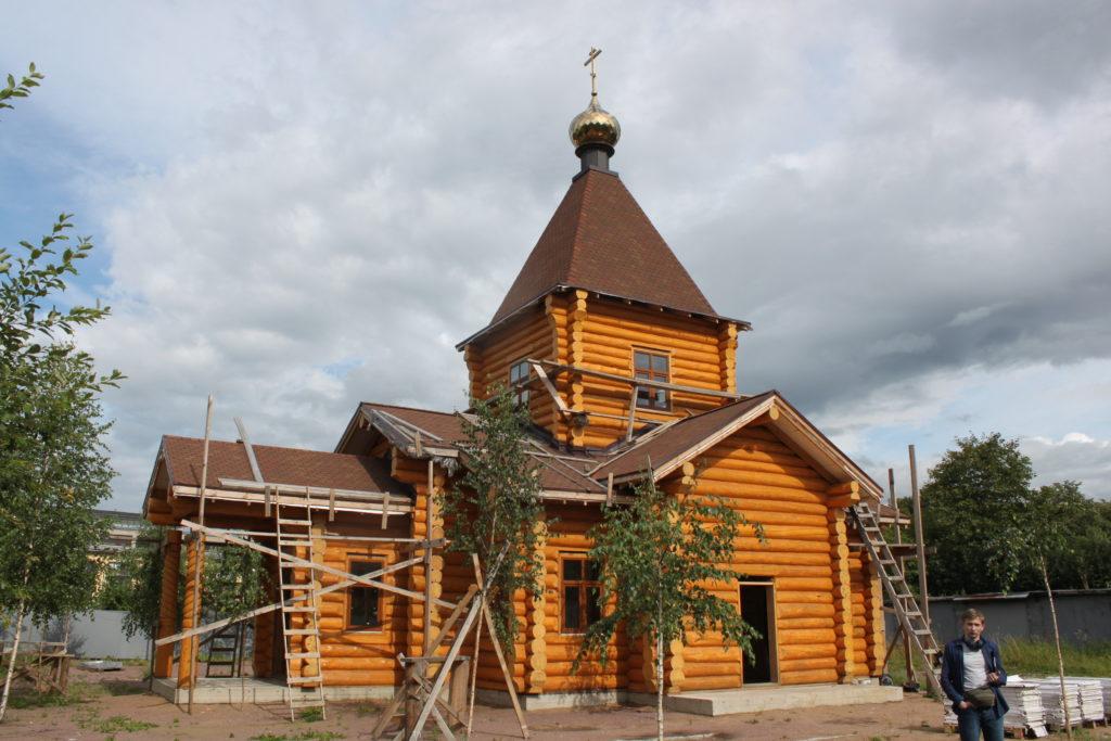 Обмерные работы деревянного храма в СПб